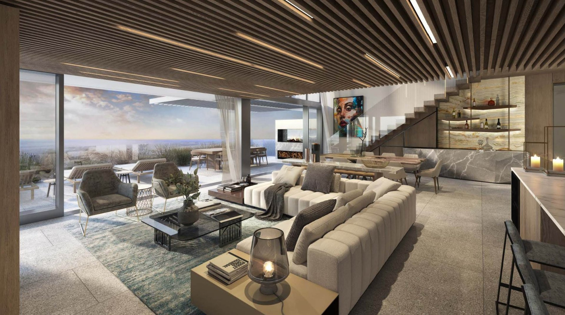 5 Bedroom Apartment in Bantry Bay – Unit A
