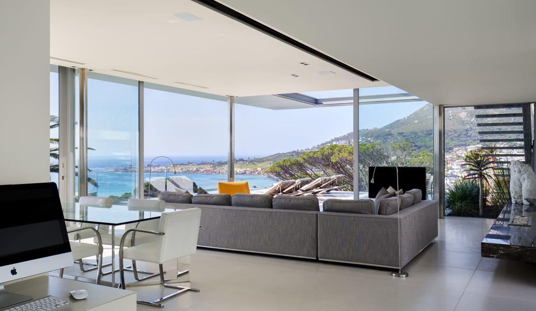 008 Villa - 1st Floor Study & Lounge