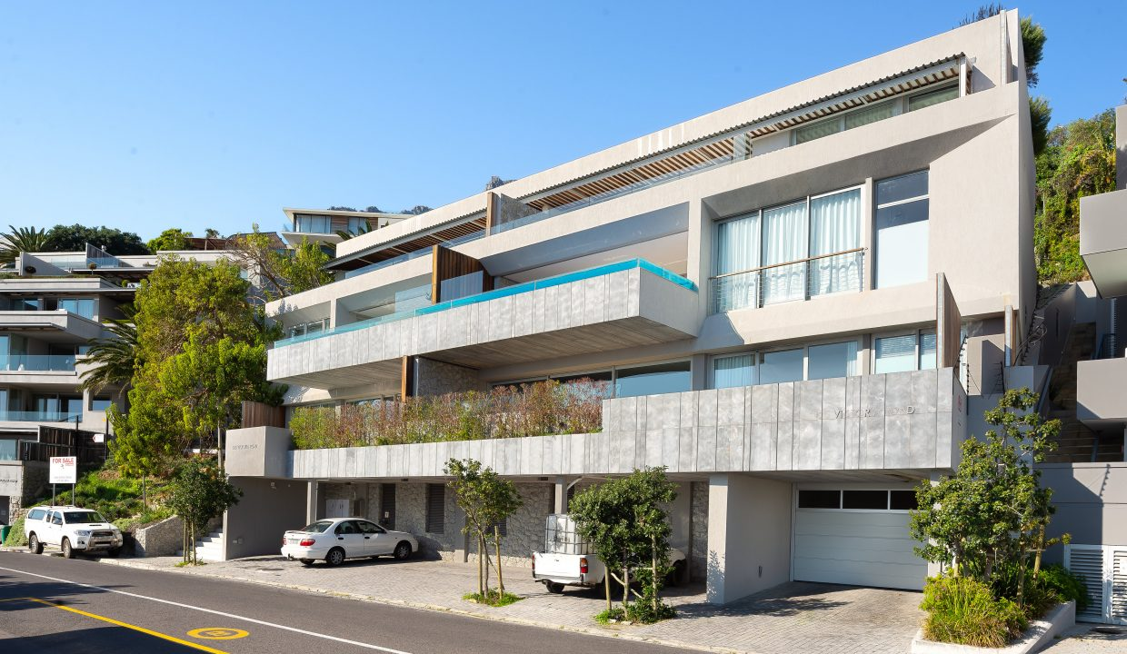 Camps Bay Apartment For Rent - 201 Rock