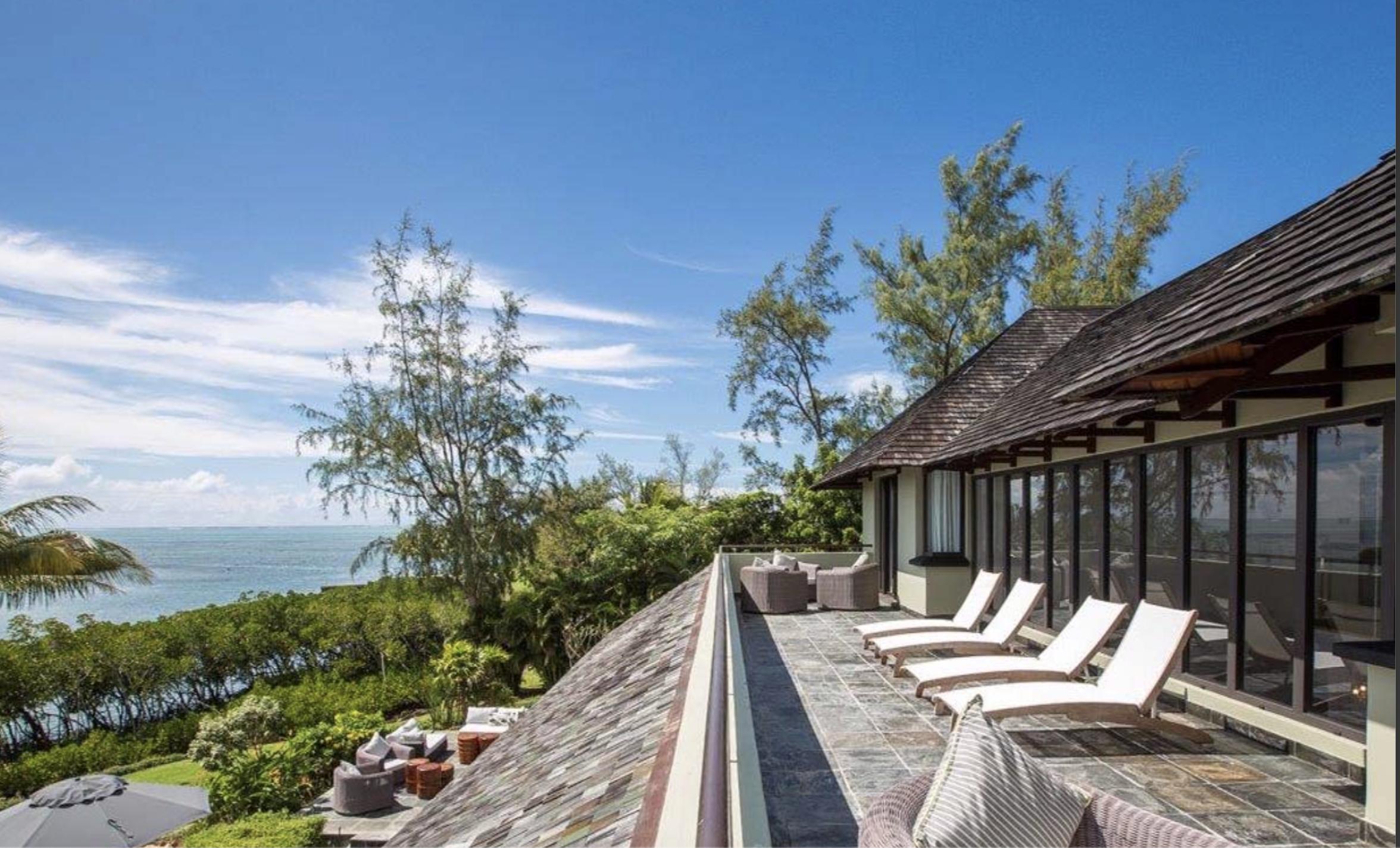 6 Bedroom Bungalow, For Sale – Four Seasons Resort, Mauritius at Anahita