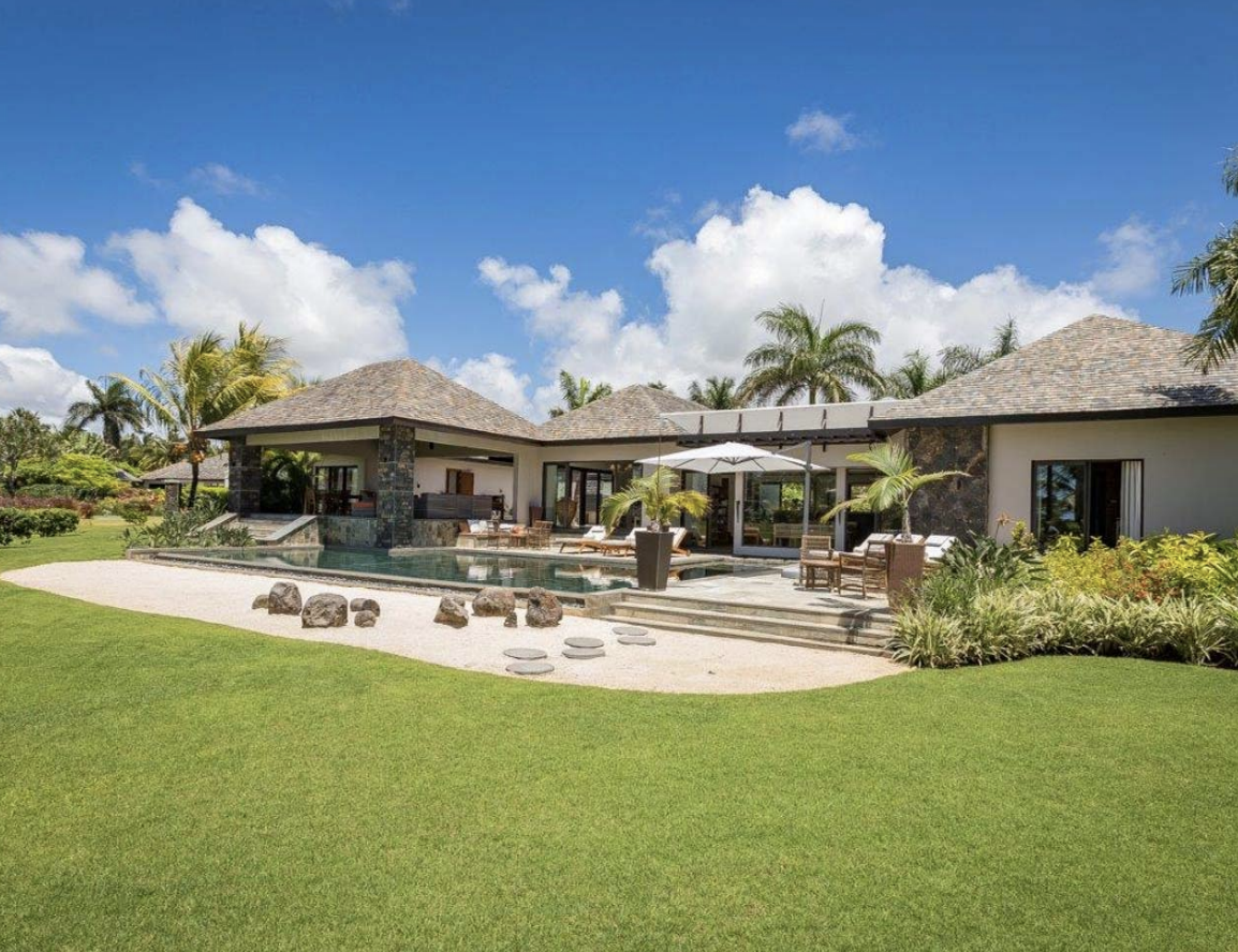 5 Bedroom Bungalow, For Sale – Anahita Resort, Mauritius