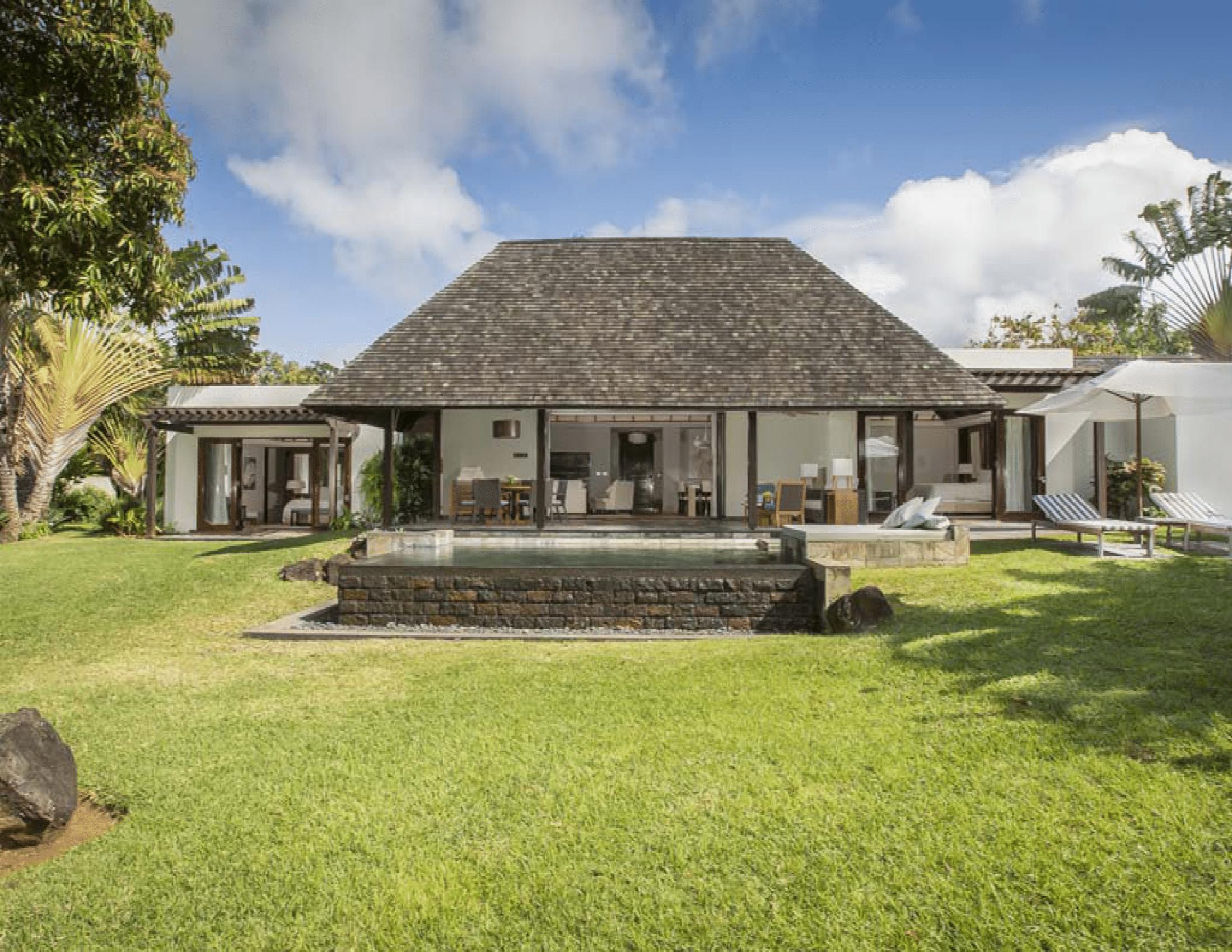 3 Bedroom Bungalow, For Sale – Four Seasons Resort, Mauritius at Anahita