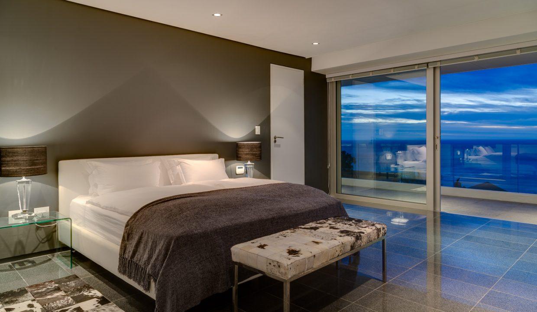 Bedroom 5 Evening