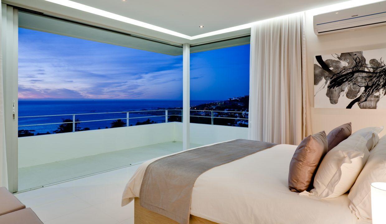 House Bedroom 1 Evening