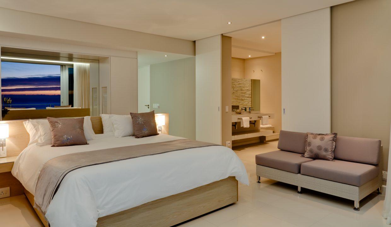 House Bedroom 1 with En-Suite Bathroom