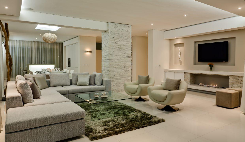 House Main Lounge Evening