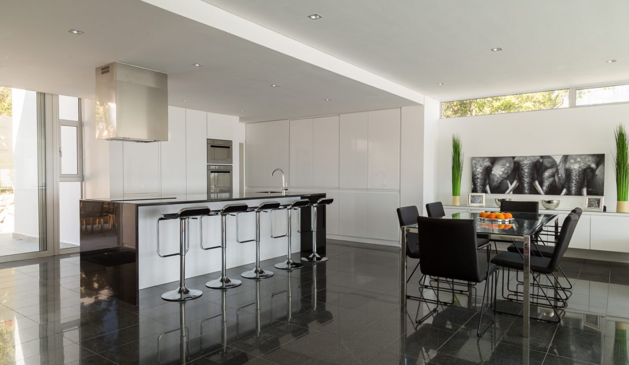 Kitchen and Dining Ground