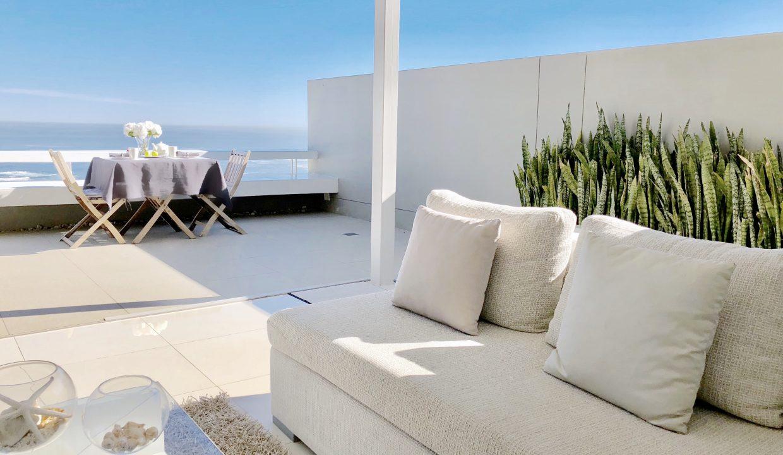 Penthouse Lounge Sea View