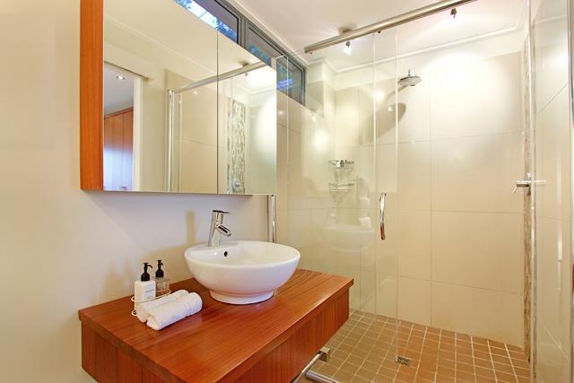 Panacea - Bedroom 3 shower room dusk (Copy)