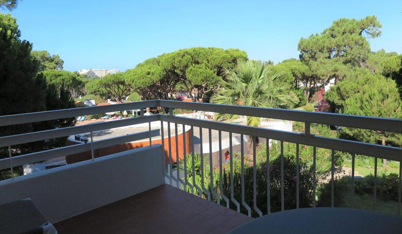 balcony view T2+1 Vilamoura (Copy)