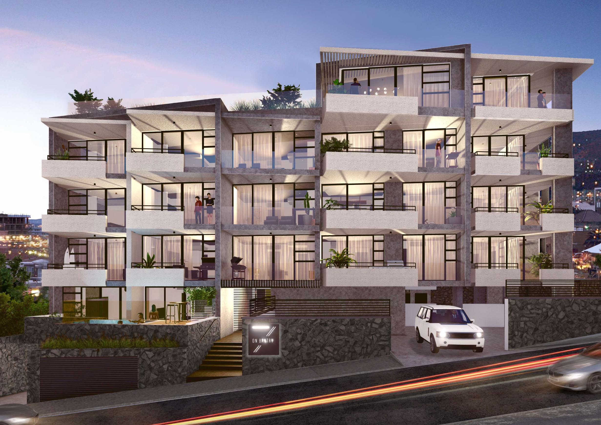 Brand-new 144 m² 2 Bedroom 2 Bathroom apartment for sale in Bantry Bay