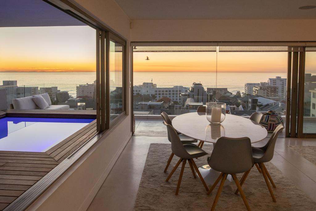 Magnificent Penthouse With Panoramic Views