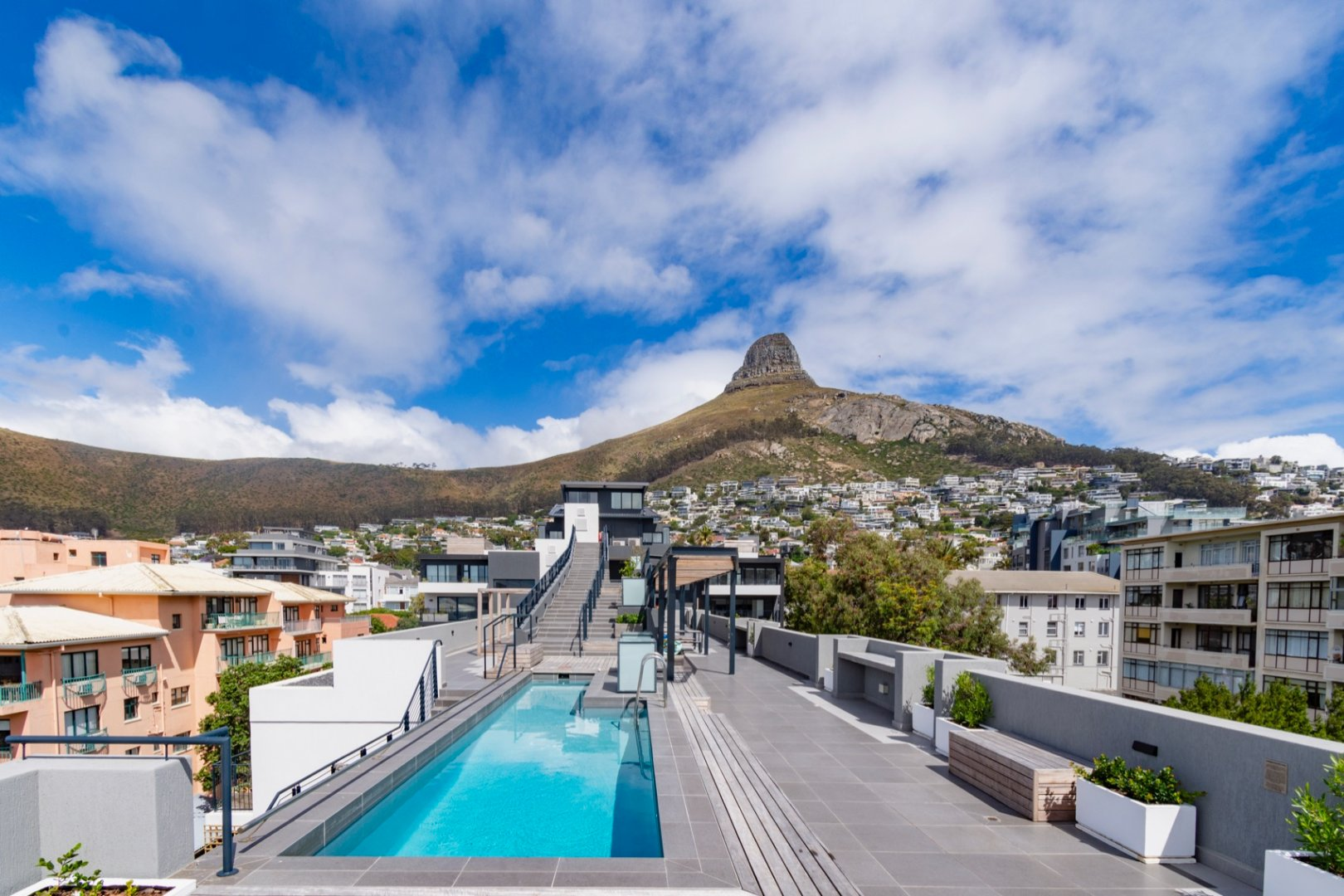 Light and bright 2 Bedroom / 2.5 Bathroom duplex apartment for sale in Sea Point