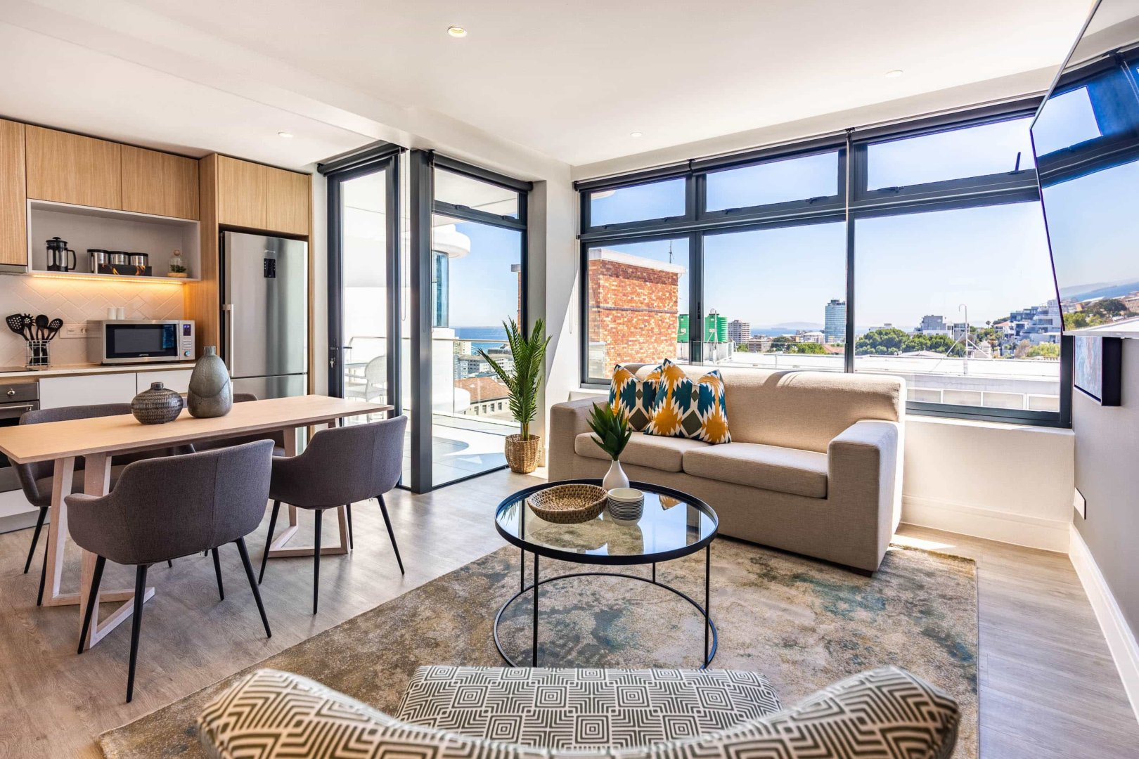 Brand-new 1 Bedroom / 1 Bathroom apartment for sale in Sea Point