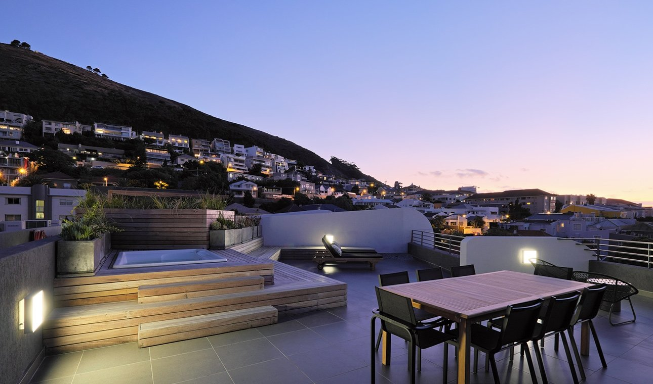 Spectacular apartment, recently built with latest green technology and sensational views!