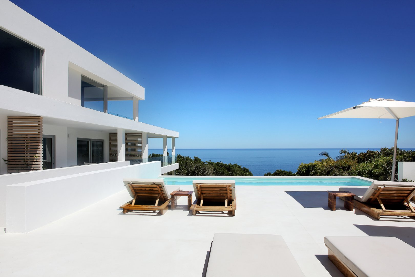 Ultra Modern Villa in Camps Bay